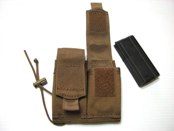 Equipment Gear M1 Carbine Stock Pouch Olongapo Outfitters