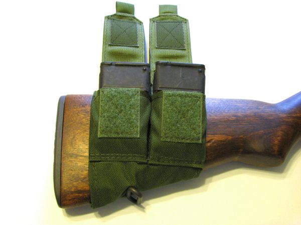 Equipment Gear Garand Stock Pouch Olongapo Outfitters